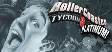 RollerCoaster Tycoon® 3: Platinum, gift for a cheap price on box Master Games