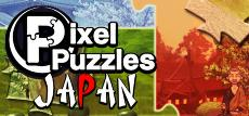 Pixel Puzzles: Japan, gift for a cheap price on box Mini Price
