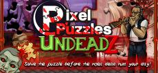 Pixel Puzzles: UndeadZ, gift for a cheap price on box Mini Price