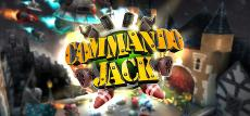 Commando Jack, gift for a cheap price on box Master Games