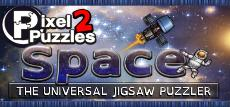 Pixel Puzzles 2: Space, gift for a cheap price on box Master Games